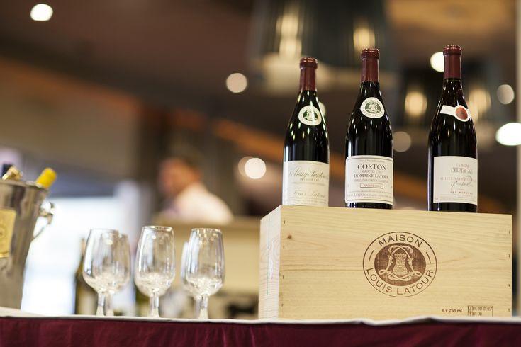 Rencontre avec la Maison Louis Latour - Beaune au restaurant le #20/Vins à #Annecy ! Une rencontre pleine de passion et de transmission ! #tresoms