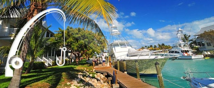 Florida keys fishing chart a course for waypoint n24 45 for Florida keys fishing resorts