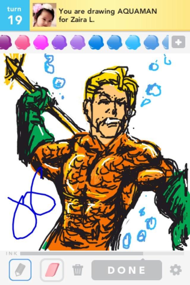 58 Best Images About Aquaman Fan Art On Pinterest Dc