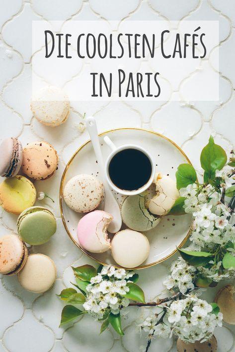 Das sind meine fünf liebsten Cafes in Paris – hier schmeckt es!