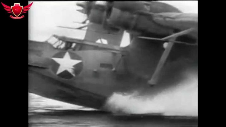 A PBM Mariner of the type that searched for Flight 19