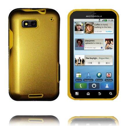 Defy Guard (Kulta) Motorola Defy Suojakuori