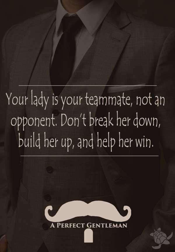 Yourt Lady is your teammate http://www.wfpblogs.com/category/a-gentlemans-rules/