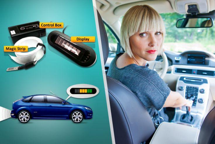 ReverseSafe Parking AID System Car audio, Sensor