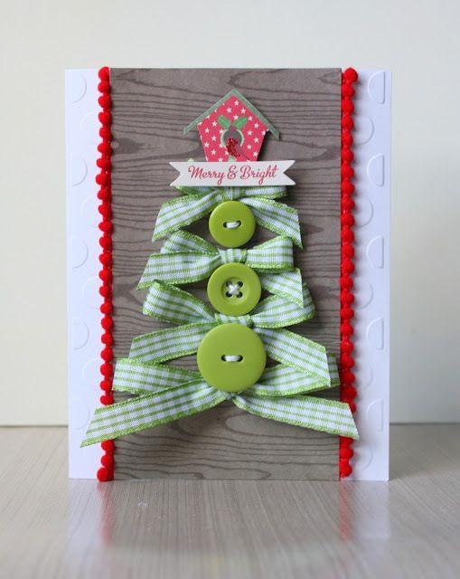Christmas Card Blog Hop!