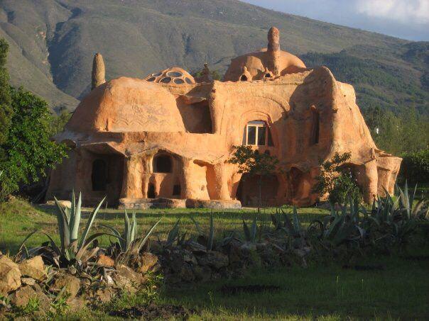 Casa de Terracota!
