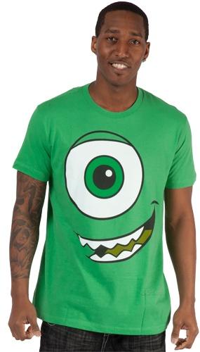 Mike Wazowski Costume Shirt
