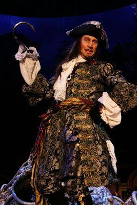 Jonathan Hyde Captain Hook Broadway