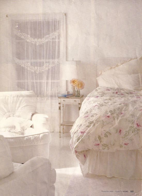 Rachel Ashwell bedroom
