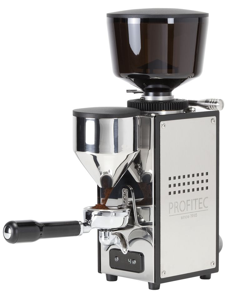 famous for their beautiful and capable espresso machines profitec endeavored to create a grinder to - Industrial Coffee Maker