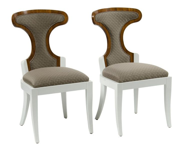 Set Of Four   ET Side Chairs