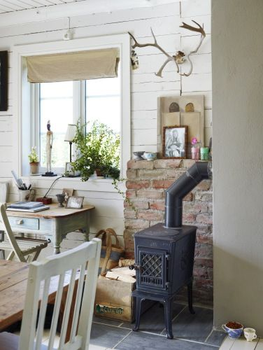 22 Best Wood Stove Alcoves Images On Pinterest