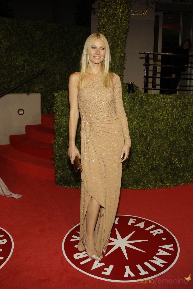 Gwyneth Paltrow in Michael Kors Fall 2011 - 2011 Vanity Fair Oscar Party
