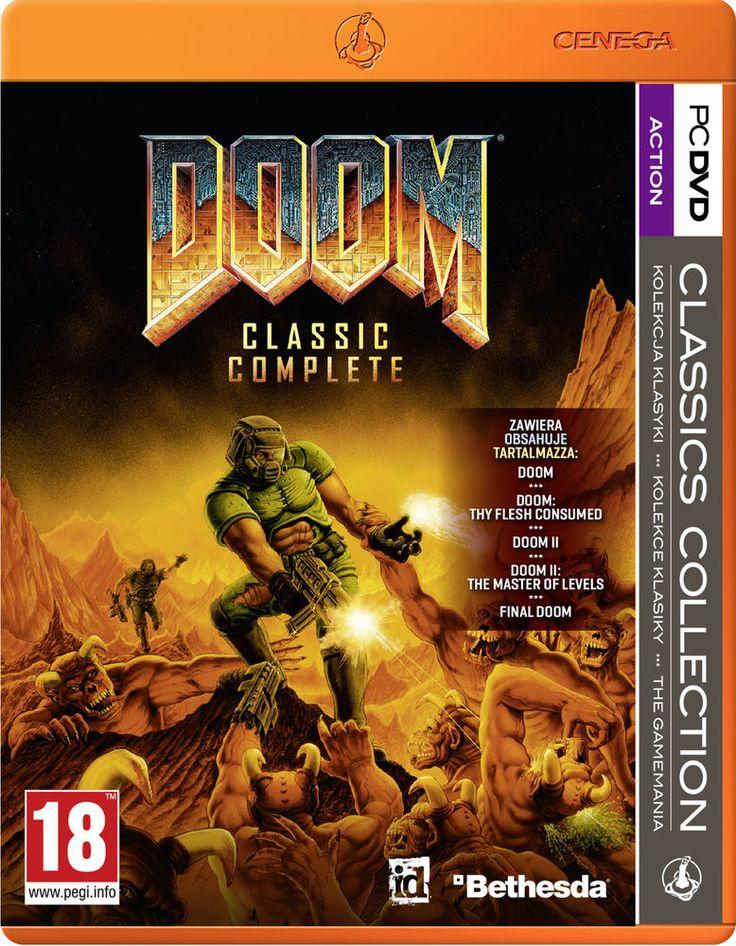 [PKK] Doom Classic Complete (PC) | eBay