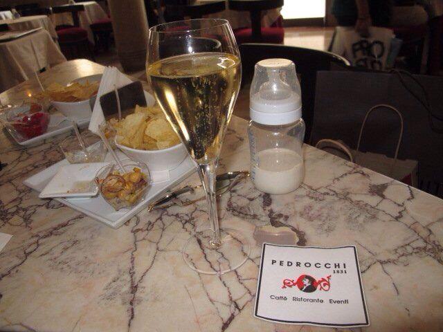 Franciacorta al Caffè Pedrocchi di Padova