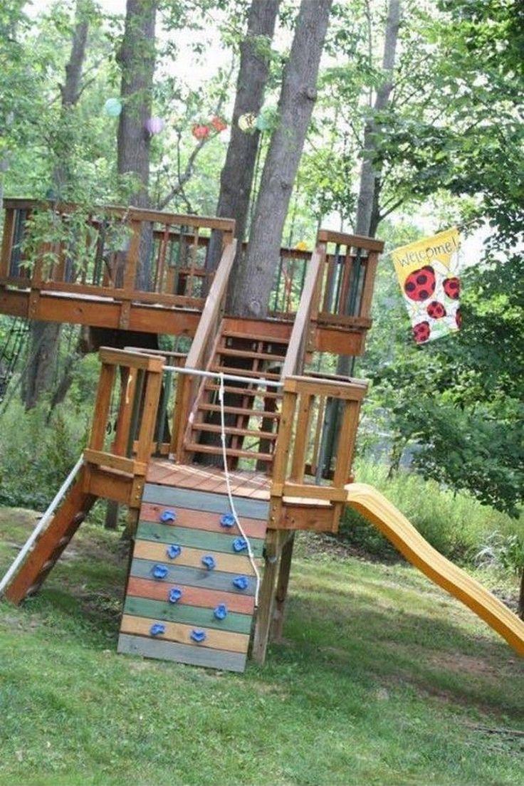 best 25 outdoor playhouse for kids ideas on pinterest backyard