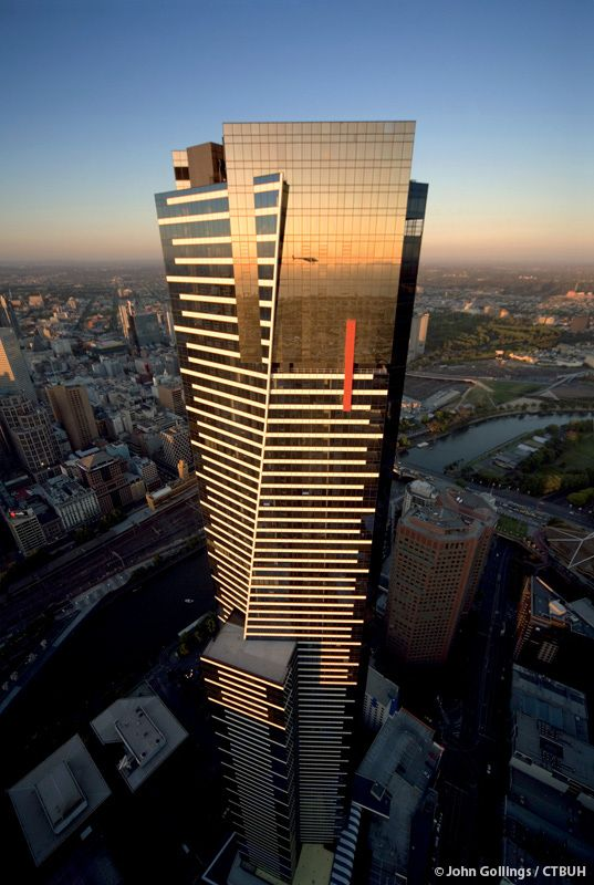Official Name Eureka Tower Type building Status Completed Country Australia