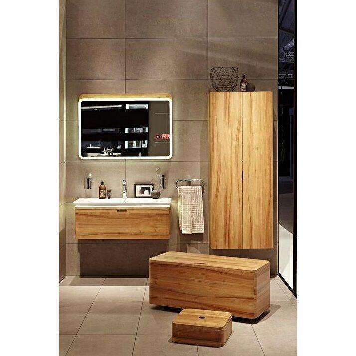 """41 Likes, 2 Comments - Banyomarka.com (@banyomarka) on Instagram: """"Doğal formların modern yansıması Nest Trendy Vitra markalı banyo mobilyaları Banyomarka.com'da.…"""""""
