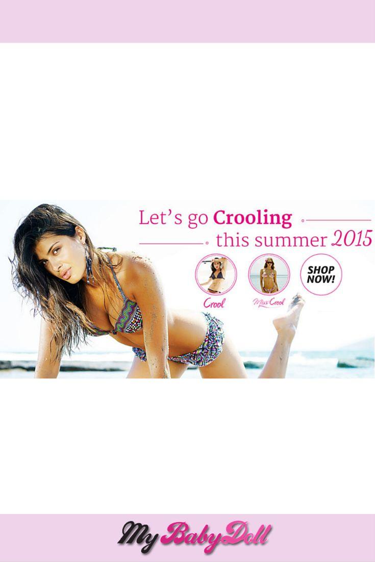 Νέα κολεξιόν σε γυναικεία μαγιώ από την εταιρεία Miss Crool Swimwear αποκλειστικά στο My Babydoll.   Δείτε όλη την νέα συλλογή εδώ > http://mybabydoll.gr/product-tag/crool/  #MyBabydoll #My_Babydoll #Mens #Womens #Underwear #New #Summer #Collection #SS15 #Swimwear #Beachwear #Καλοκαίρι #Crool #MissCrool