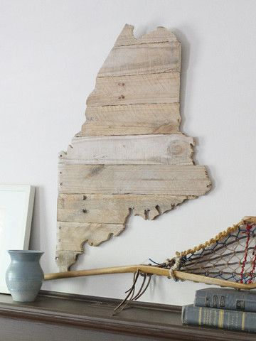 Maine Timber // US Made from reclaimed wood