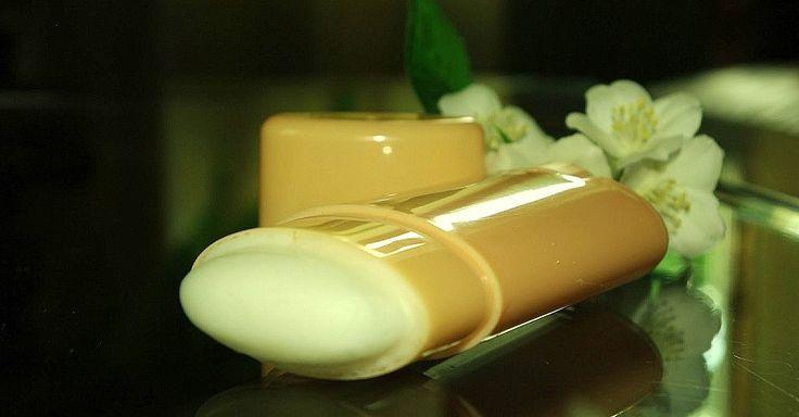 Как сделать натуральный дезодорант  ТЕБЕ ПОНАДОБИТСЯ 25 г соды 15 г кукурузного крахмала 30 г кокосового масла эфирные масла