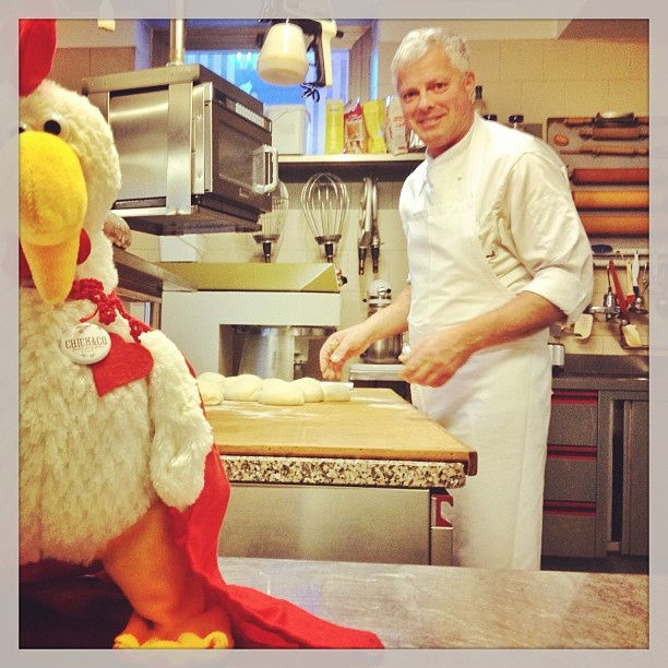 #chicketto impara i #segreti della #mitica cucina di JAN in #hotel a #moena in #val di #fassa by Chick, via Flickr