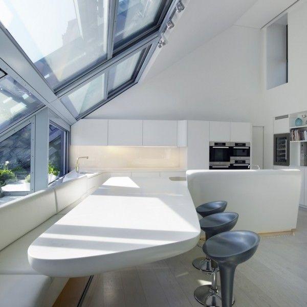20 best kitchens - extreme design images on pinterest | modern, Kuchen