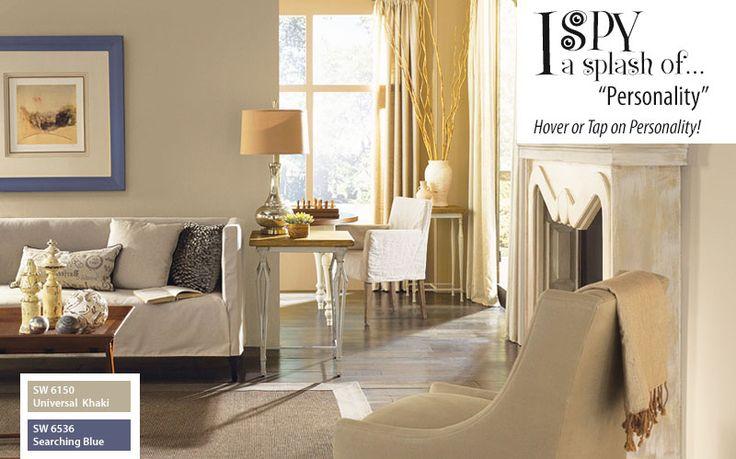 Sherwin Williams Universal Khaki Sw 6150 Paint Colors