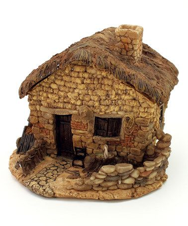 Loving this Large Fairy House Box Décor on #zulily! #zulilyfinds