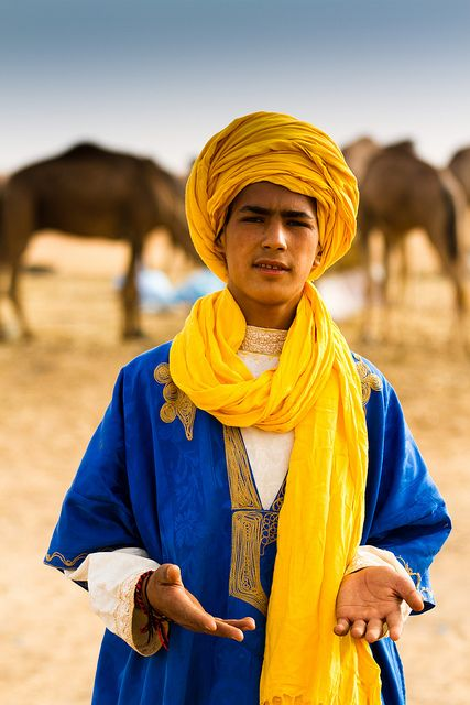 The Saharawi by Beum เบิ้ม Portƒolio, via Flickr