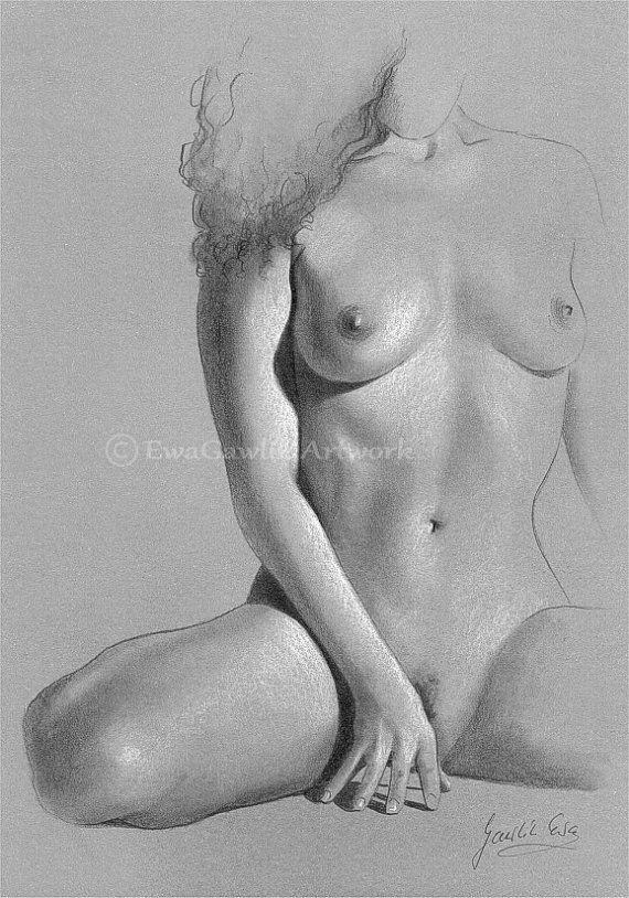 fine art sensitive erotic nude