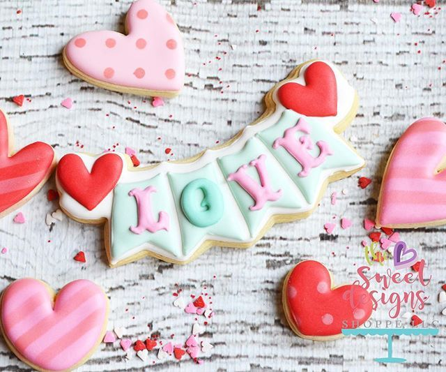 416 best Valentine Sugar Cookies images on Pinterest Decorated - new valentine's day music coloring pages