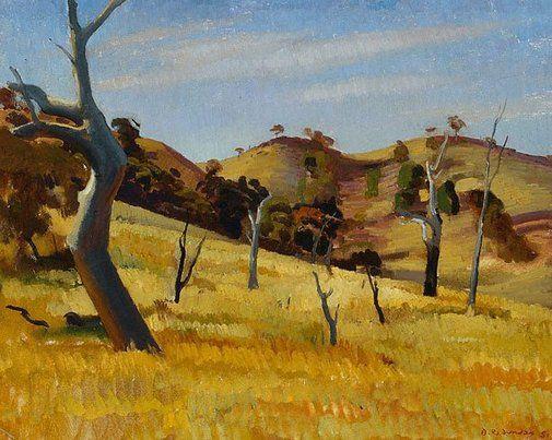 Douglas Dundas sheep country burra