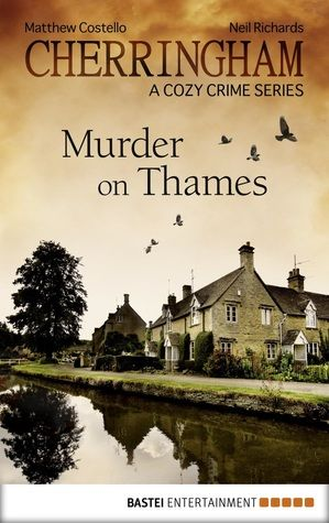 Murder on Thames: A cozy mystery | Hezzi-D's Books and Cooks