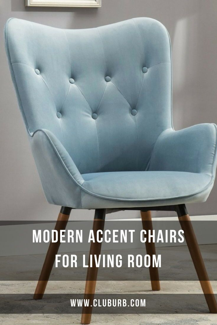 10 Best Modern Accent Chairs For Living Room 2020 Accent Chairs