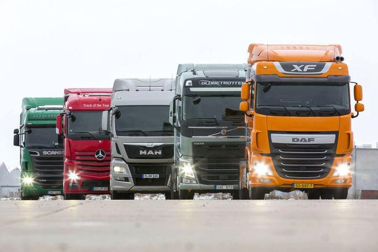 Pick a truck: Scania, Mercedes Benz, MAN, Volvo or DAF? https://fb.com/velikitockovi22/photos/157352617753156/