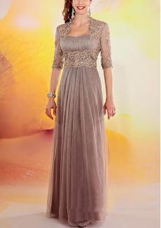Our designers collection offers beautiful mother of the bride dress that let her shine through - BEAUTYDRESS SHOP