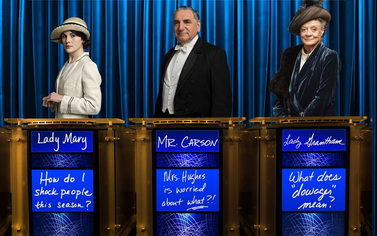 The Ultimate Downton Abbey Quiz