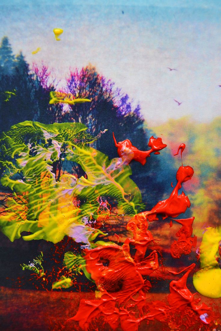 Photo Painting 2014 by Aniko Gajdocsi http://anikogajdocsi.com