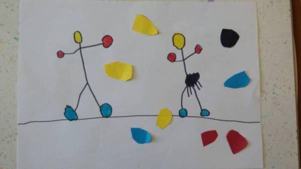Hier, je vous ai présenté un joli livre sur l'artiste Calder. Aujourd'hui, je vous présente l'activité que les élèves ont réalisé en lien avec cet artiste. Nous participons à une …