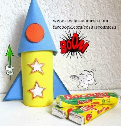 1000 images about manualidades en goma eva on pinterest - Manualidades con rollos de papel ...