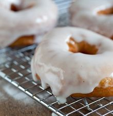 Confectioners' Sugar Glaze  The Traditional Glaze For Yeast Coffeecakes, Sweet Rolls & Cookies