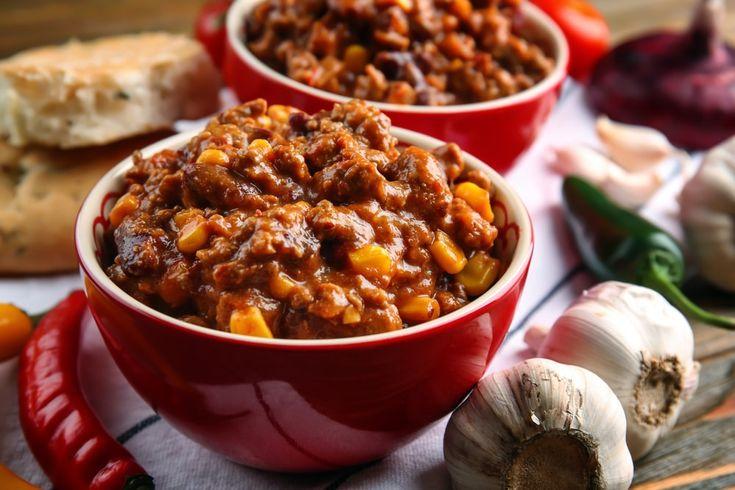 Egy finom Enyhén csípős csilis bab ebédre vagy vacsorára? Enyhén csípős csilis bab Receptek a Mindmegette.hu Recept gyűjteményében!