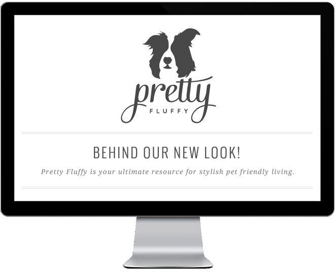 New Pretty Fluffy Branding & Website   Design By Chic Sprinkles