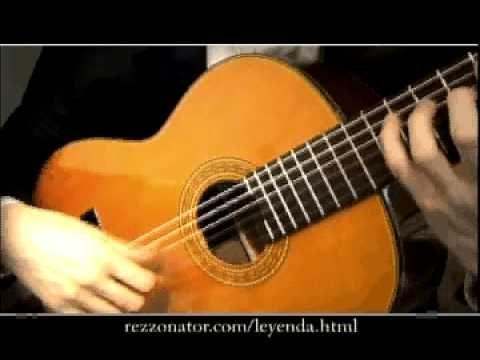 Learn Classical Guitar Asturias Leyenda Free Sheet Music