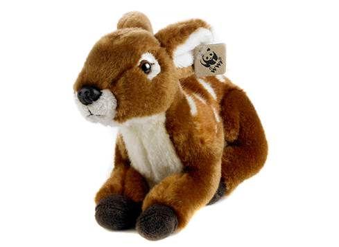 WWF plysdyr 15 cm Hjort