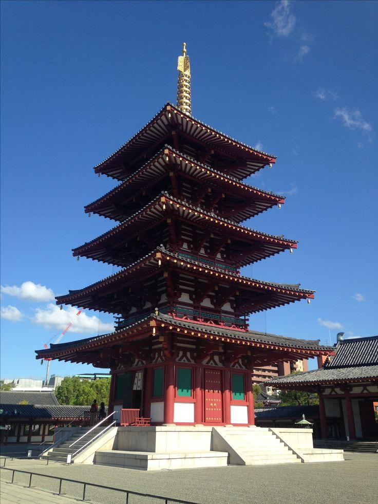 Shin-Tinoji temple in Japan