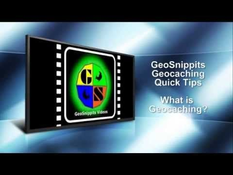 GeoCache: I'm NOT Obsessed... Right? HeadHardHat's Geocaching Insights: GeoSnippits Geocaching Quick Tips - What is Geocaching?