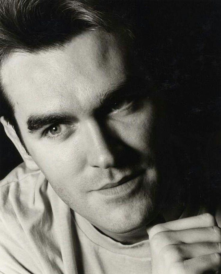 From Elle Magazine, March 1988, a portrait by Kevin Davies .... Morrissey