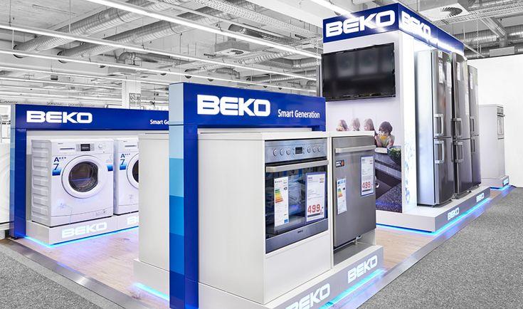 beko 02 shop in shop shop in shop systeme retail design